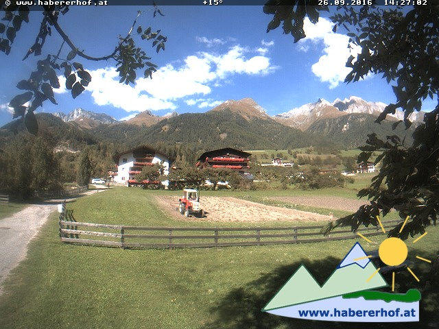 Habererhof Webcam